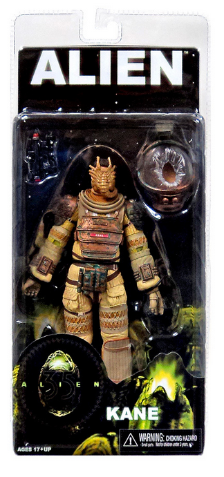 Aliens Neca Series 3 Kane Action Figure - Action Figure Warehouse Australia | Comic Collectables