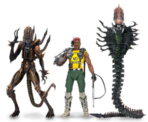 Aliens Neca Series 13 Set Of 3 Action Figures Pre-Order - Action Figure Warehouse Australia | Comic Collectables