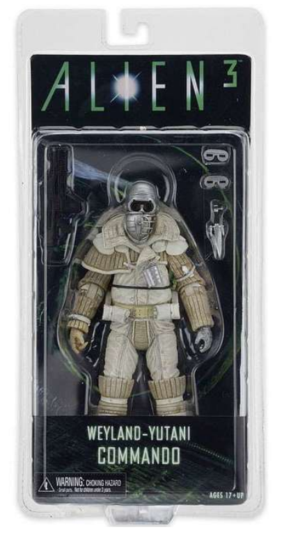 Alien Neca Series 8 Weyland-Yutani Commando Action Figure - Action Figure Warehouse Australia | Comic Collectables