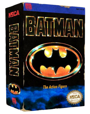 DC Neca Batman 1989 Video Game Action Figure - Action Figure Warehouse Australia | Comic Collectables