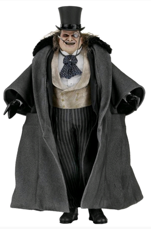 DC Neca Batman Returns Mayoral Penguin 1:4 Scale Action Figure - Action Figure Warehouse Australia | Comic Collectables