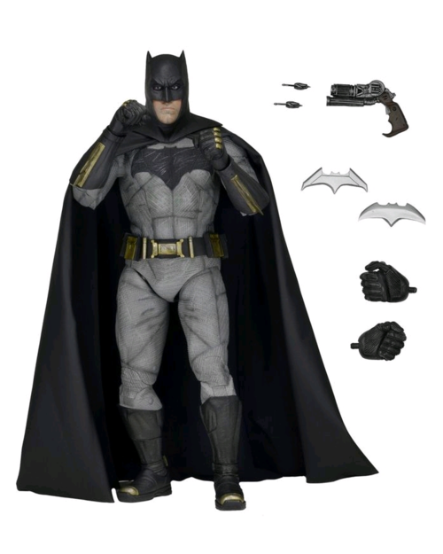 DC Neca Batman v Superman Batman 1:4 Scale Action Figure - Action Figure Warehouse Australia | Comic Collectables