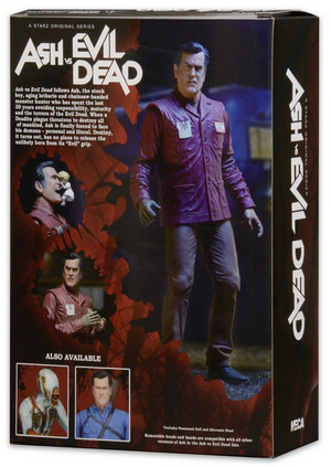 Ash vs Evil Dead Neca Value Stop Ash Action Figure - Action Figure Warehouse Australia | Comic Collectables