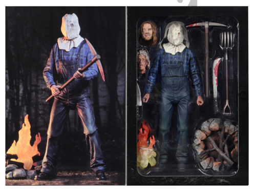 Friday The 13th Neca Part 2 Jason Vorhees Action Figure