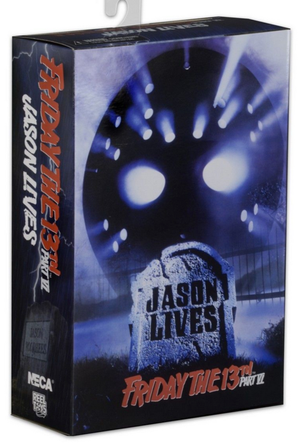 Friday The 13th Neca Part 6 Ultimate Jason Vorhees Action Figure