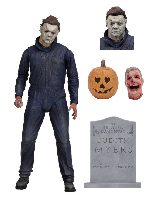 Halloween Neca Ultimate Michael Myers Action Figure