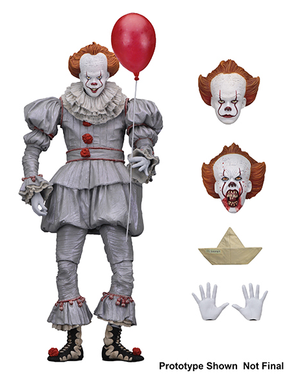 IT Neca Ultimate Pennywise 2017 Action Figure