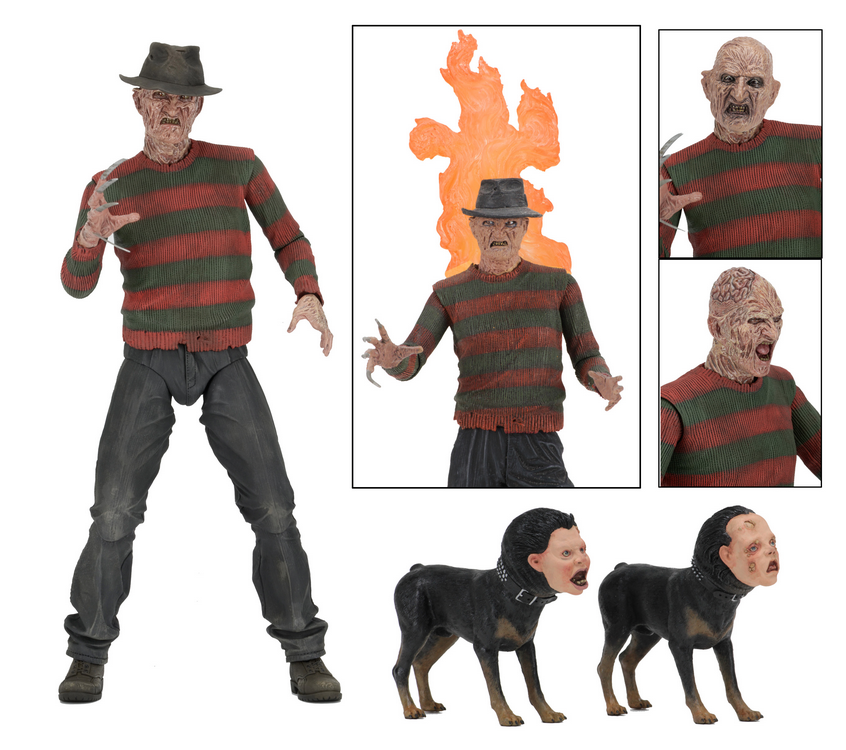 A Nightmare On Elm Street Freddy's Revenge Neca Ultimate Freddy Kruger Action Figure - Action Figure Warehouse Australia | Comic Collectables