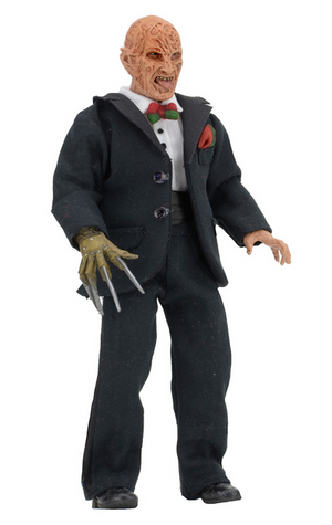 A Nightmare On Elm Street Dream Warriors Neca Tuxedo Freddy Action Figure - Action Figure Warehouse Australia | Comic Collectables
