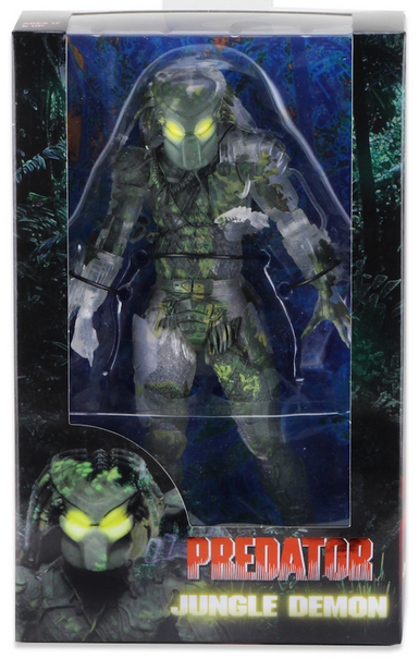 Predator Neca 30th Anniversary Jungle Demon Action Figure