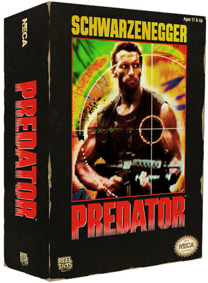 Predator Neca Arcade Game Predator Action Figure