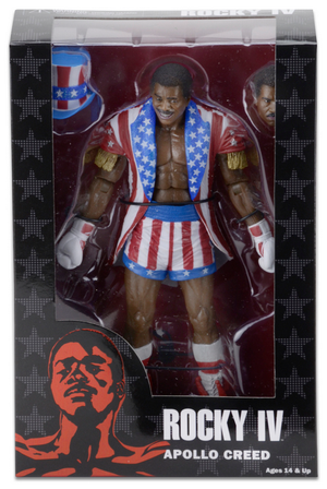 Rocky Neca Rocky IV Apollo Creed Action Figure