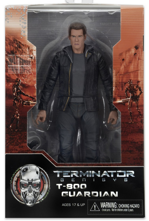 Terminator Neca Genisys T-800 Guardian Action Figure