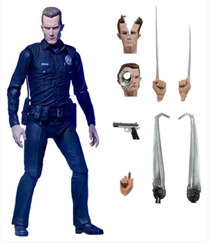 Terminator Neca T2 Ultimate T-1000 Action Figure