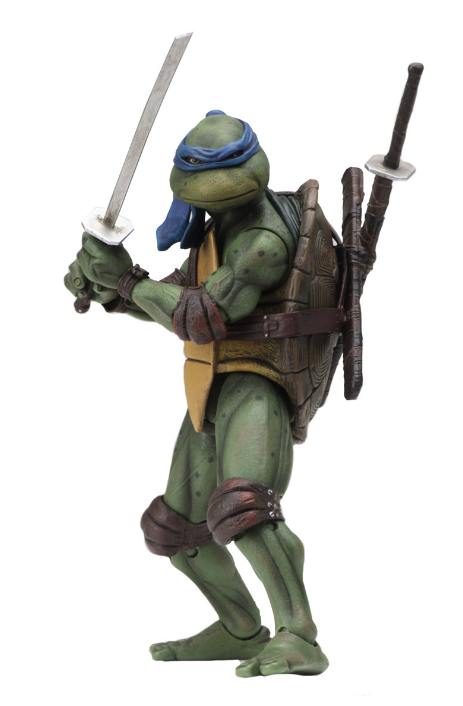 Teenage Mutant Ninja Turtles Neca Leonardo Action Figure Pre-Order