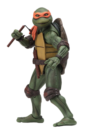 Teenage Mutant Ninja Turtles Neca Michael Angelo Action Figure Pre-Order