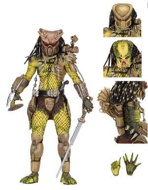 Predator Neca Ultimate Elder Predator 2 The Golden Angel Action Figure Pre-Order