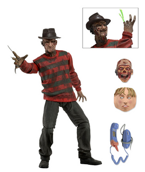 A Nightmare On Elm Street Neca Ultimate Freddy Kruger Action Figure - Action Figure Warehouse Australia | Comic Collectables