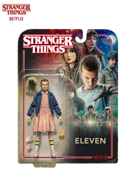 Stranger Things Eleven Series 1 Figure
