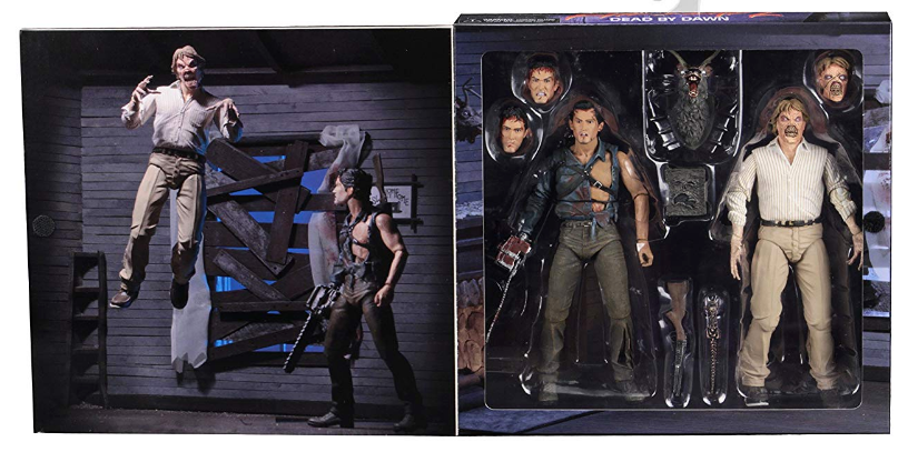 Evil Dead 2 Neca 30th Anniversary Action Figure Box Set