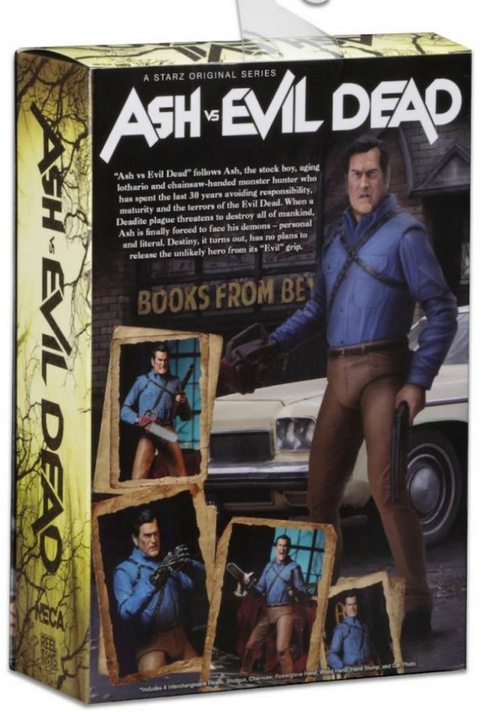 Ash vs Evil Dead Neca Ultimate Ash Action Figure - Action Figure Warehouse Australia | Comic Collectables