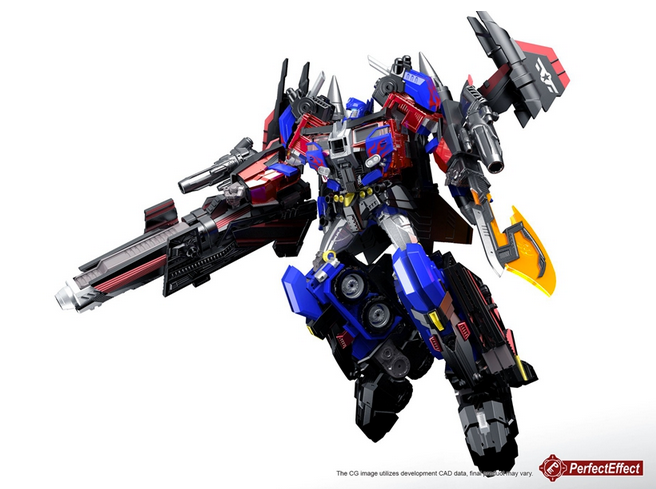Perfect Effect PE-DX10 Jetpower Revive Prime Pre-Order