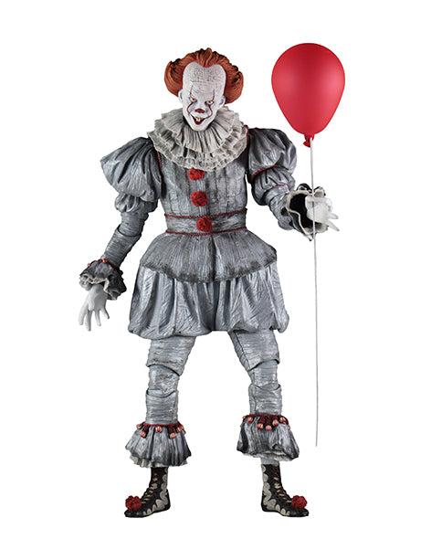 IT Neca Pennywise 2017 1:4 Scale Action Figure Pre-Order