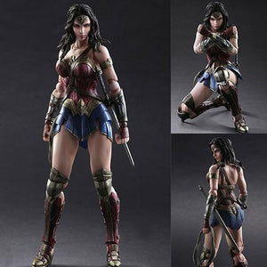 DC Square Enix Play Arts Kai Wonder Woman Action Figure