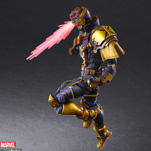 Marvel Square Enix Play Arts Kai Cyclops