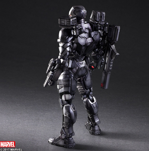 Marvel Square Enix Play Arts Kai War Machine