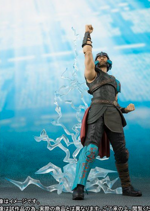 Marvel Bandai SH Figuarts Gladiator Thor Thunderbolt Effect Tamanshii Exclusive Action Figure