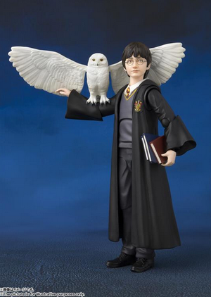 Harry Potter Bandai SH Figuarts Harry Potter Action Figure Pre-Order