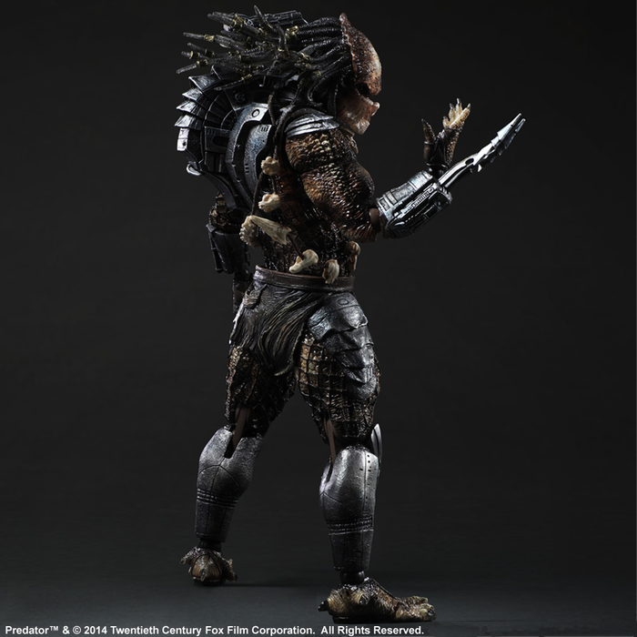 Predator Square Enix Play Arts Kai Predator Action Figure