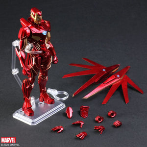 Marvel Square Enix Bring Arts Iron Man Action Figure