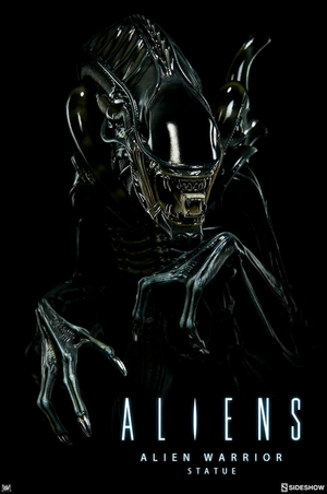 Aliens Sideshow Collectibles Alien Warrior Statue Pre-Order - Action Figure Warehouse Australia | Comic Collectables