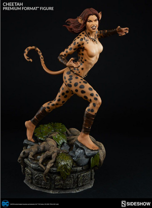 DC Sideshow Collectibles Wonder Woman Cheetah Premium Format 1:4 Scale Statue - Action Figure Warehouse Australia | Comic Collectables