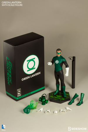 DC Sideshow Collectibles Green Lantern 1:6 Scale Action Figure - Action Figure Warehouse Australia | Comic Collectables