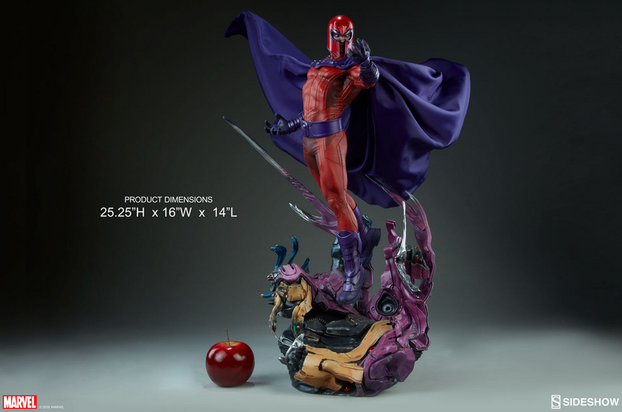 Marvel Sideshow Collectibles X-Men Magneto Maquette Pre-Order