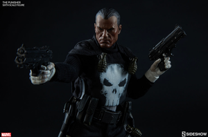 Marvel Sideshow Collectibles The Punisher 1:6 Scale Action Figure