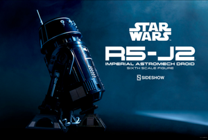 Star Wars Sideshow Collectibles R5-J2 Imperial Astromech Droid 1:6 Scale Action Figure