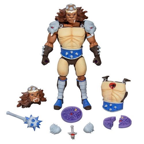 Thundercats Ultimates Grune The Destroyer Action Figure Pre-Order