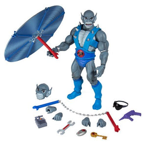 Thundercats Ultimates Panthro Action Figure Pre-Order