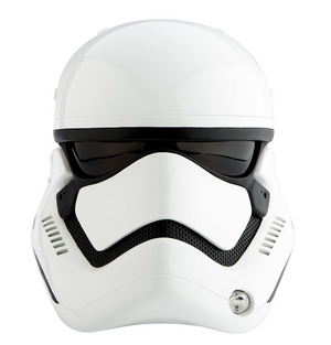 Star Wars Anovos Force Awakens Stormtrooper Helmet Prop Replica