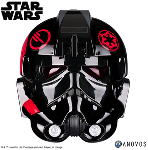 Star Wars Anovos Inferno Squad Commander Helmet Prop Replica
