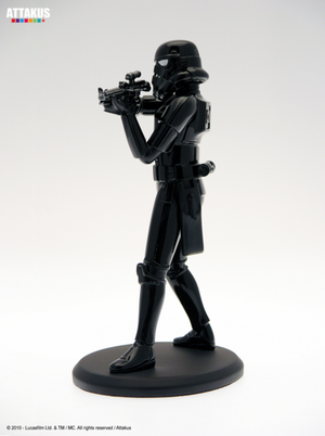 Star Wars Attakus Shadow Trooper Limited Cold Cast 1:10 Scale Statue