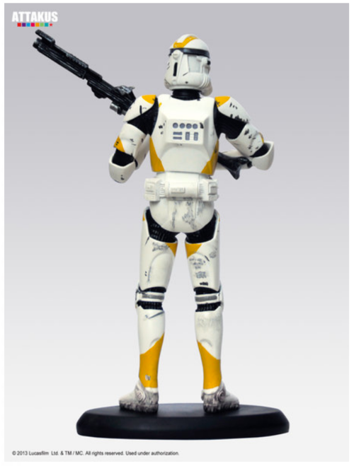 Star Wars Attakus Utapau Trooper Limited Cold Cast 1:10 Scale Statue