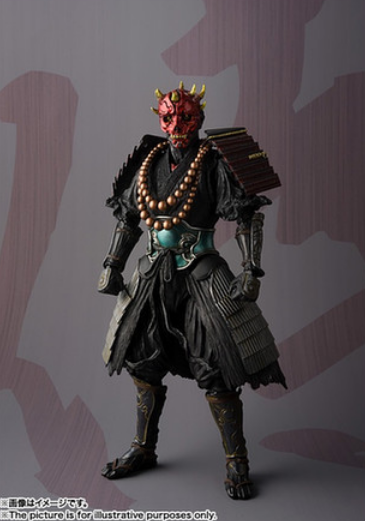 Star Wars Bandai Tamashii Nations Sohei Darth Maul Movie Realization Action Figure