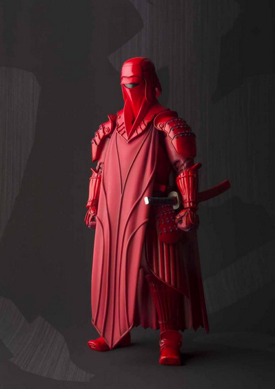 Star Wars Bandai Tamashii Nations Akazonae Royal Guard Movie Realization Action Figure
