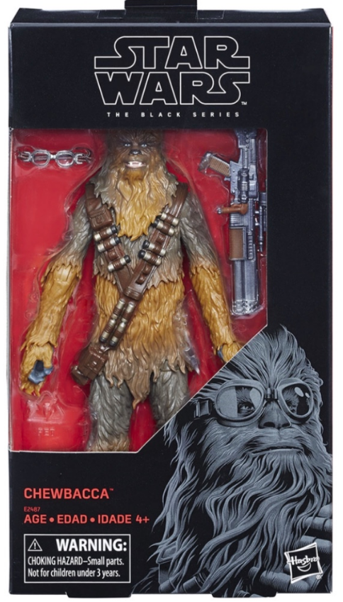 Star Wars Black Series Exclusive Chewbacca Action Figure