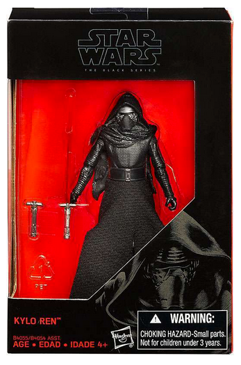 Star Wars Black Series Kylo Ren Action Figure
